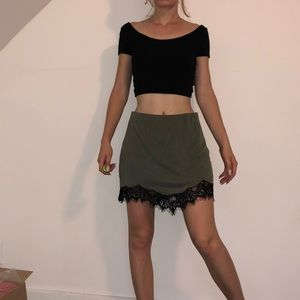 Lacey Express Skirt